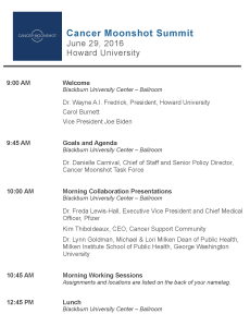 Cancer Moonshot Summit Agenda 1 (CROPPED)