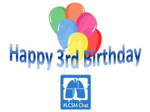 Happy 3rd Birthday LCSM